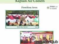 Air Cooler Used For In Function Area