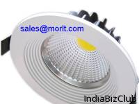 3 4 5inch Cob Led Spot Light Low Competitive Price Warranty Sample Free For Industry Gallery Exhibition Use