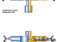 MANUAL AND HYDRAULIC BLOWOUT PREVENTERS