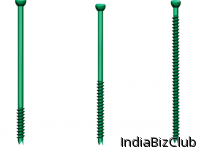 SSEPL CANNULATED CANCELLOUS SCREW 4 5MM