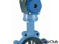 Actuators Controls Pneumatic Butterfly Valve