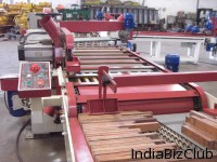 Machine Finger Joint Horizontal Fully Automatic Double Table Line System
