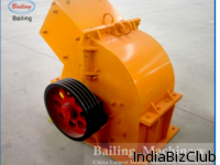 Crushing Machine Gold Hammer Crusher From Henan Bailing