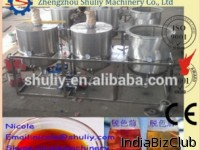 Shuliy Peanut Oil Refine Machine Soybean Oil Refine Machine