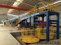 Aluminum Rod Production Line Continuous Casting And Rolling Machine