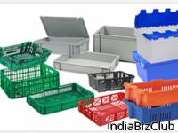Plastic Crates And Pallets