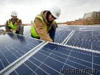 Solar Power Plant Installation Services