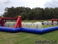 Bumper Balls Inflatable Balls Bubble Soccer Brisbane