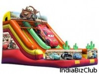 Giant Slides Water Slides Cars Dual Lane Slide