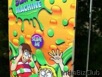 Interactive Games Slime Machine