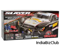 Traxxas Slayer Pro 4WD Short Course Race Truck W TQ 2 4GHz Radio