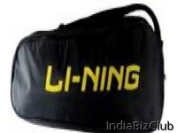 Li Ning 2 In 1 Thermal Double Belt Racquet Bag