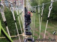 Aerial Challenges High Rope Course Services