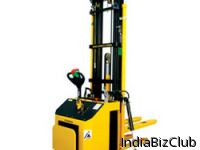 Battery Operated Hydraulic Stacker