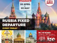 Russia Fixed Departure