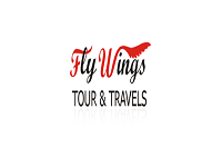 Logo - Fly Wings Tour And Travel