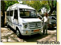 TYPE OF CAR Tempo Traveller