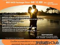 2 NIGHT 3 DAYS Honeymoon Resort Puri Package