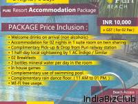 2 NIGHTS ACCOMMODATION PACKAGES