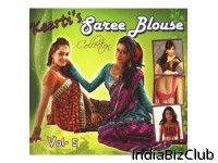 Sarees And Blouses Designs Book