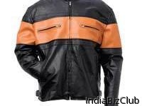 Leather Men Jacket
