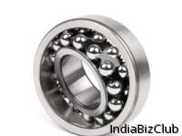 SUNBEARING 2312 Self Aligning Ball Bearing Silver 60 130 46mm Stainless Steel