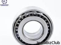 SUNBEARING 30211 Tapered Roller Bearing 55 100 21mm Chrome Steel GCR15