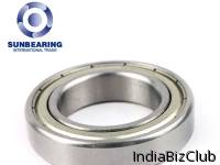 SUNBEARING 6905 Silver 25 42 9mm Chrome Steel GCR15 Deep Groove Ball Bearing