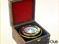 BR42205 Ship Boxed Compass