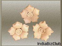 Handmade Clay Flower Trends Terracottas