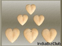 Handmade Clay Romantic Heart Trends Terracottas