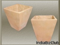 Handmade Clay Square Pot Trends Terracottas
