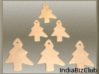 Handmade Clay X Mas Tree Trends Terracottas