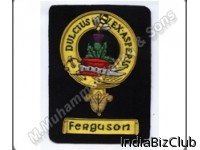 Clan Crest Badges MMIS 2002