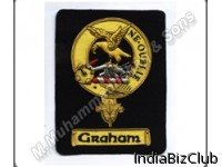 Clan Crest Badges MMIS 2003