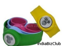 Silicone Watch Mikey Watches Silica Gel Wristwatches Slap Band Watch I