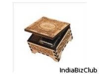 Wooden Boxes Laser Engraving