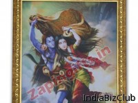 Shiva Poster Paintings