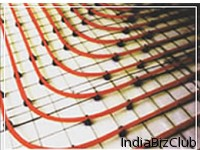Reinforcing Mesh For Floor Slab Heating System