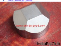 Cemented Carbide Anvil Used For Synthesizing Diamond Making Tools