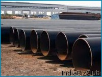 BLACK GALVANISED STEEL TUBES