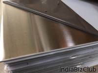 No 4 Surface Ss Sheet With PVC Coating