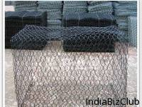 Hot Dipped Galvanized Gabion Baskets