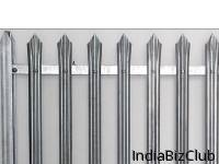 Hot Dipped Galvanised Fencing