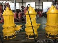 High Chrome Submersible Slurry Pumps Manufacturer China