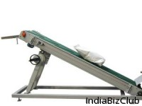 Inclined Conveyors Hoppers