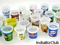 DAIRY CUPS Printed