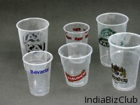 DISPOSABLE CUPS Beer