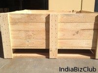 Wooden Packing Boxes
