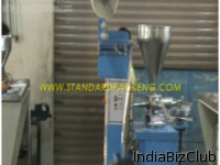 Automatic Mechanical FFS Machine For Packing Oil Paste Paste SPEC 2B